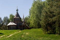stary kościół Obrazy Royalty Free