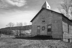 Stary kościół metodystów Zdjęcie Royalty Free