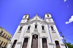 Stary kościół San Gonçalo zdjęcia royalty free