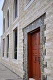 Stary Kościelny Drzwi Obraz Royalty Free
