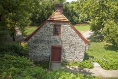 Stary kolonisty dom Zdjęcie Royalty Free