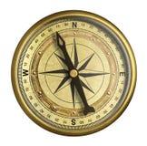 Stary kompas ilustracji