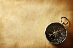 stary kompas. Zdjęcia Royalty Free
