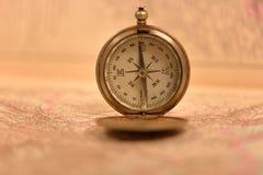 stary kompas Obraz Royalty Free