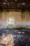 Stary koncentracyjny obóz Le Fraschette, Alatri, Włochy Fotografia Royalty Free