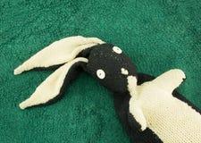 Stary królika królik. Obrazy Stock