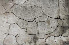 Stary krakingowy ścienny tło Zdjęcie Royalty Free