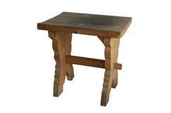 stary krzesła drewno Zdjęcie Royalty Free