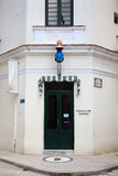 Stary kubański budynek Fotografia Royalty Free