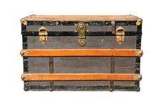 stary kufer obraz royalty free