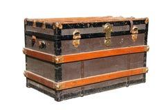 stary kufer zdjęcie royalty free