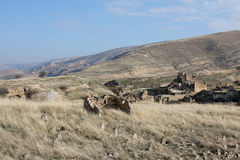 stary kurdistan miasteczko Zdjęcie Stock