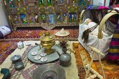 Stary kurdyjski dom obraz royalty free