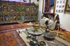 Stary kurdyjski dom zdjęcie stock