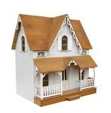 Stary lala dom odizolowywający Zdjęcia Stock