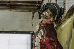 stary lala napoleon zdjęcie royalty free