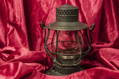 Stary lampion Obraz Royalty Free
