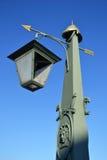 Stary lampion w centrum St. Petersburg Obrazy Stock