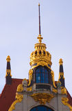 stary Leipzig miasteczko obrazy royalty free