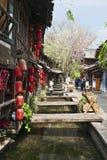 stary lijiang miasteczko Fotografia Stock