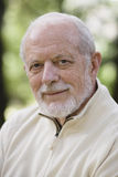 stary mężczyzna portret Obraz Stock