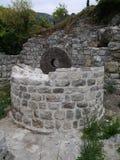 Stary młyn w Montenegro Zdjęcia Royalty Free