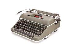 Stary machinalny maszyna do pisania Zdjęcie Stock