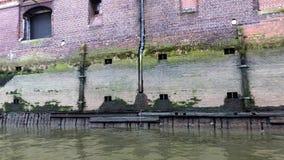 Stary Magazynowy Gromadzki Speicherstadt w Hamburg zbiory