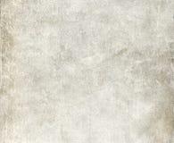 Stary marszczący brudny popielaty papieru prześcieradło Zdjęcie Stock