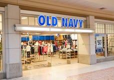 Stary marynarka wojenna butik obrazy stock