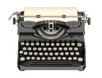stary maszyna do pisania obrazy royalty free