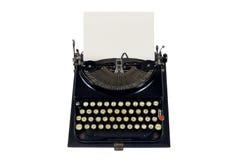 Stary maszyna do pisania Obraz Stock