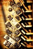 stary maszyna do pisania Zdjęcie Royalty Free