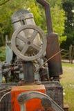 Stary maszynerii zakończenie Obraz Royalty Free