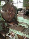 Stary maszynowy narzędzie Obrazy Stock