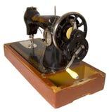 stary maszynowy szyć Obraz Royalty Free