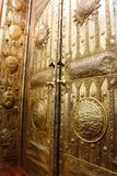 Stary materiał od Arabskiej Islamskiej kultury Zdjęcie Stock