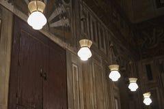 Stary meczet w Cairo obrazy stock