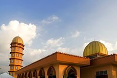 stary meczetu Obraz Royalty Free