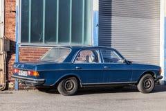 Stary Mercedez Benz W123 Obrazy Royalty Free