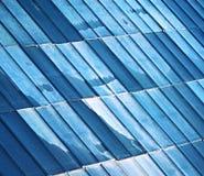 Stary metalu dach Zdjęcie Stock