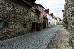 stary miasta tallin Zdjęcia Stock