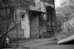 Stary miasteczko, Obrazy Stock