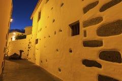 Stary miasteczko Aguimes Obraz Stock