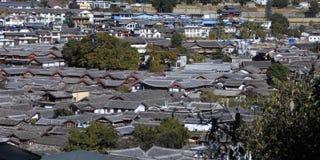 Stary miasteczko Lijang Chiny Zdjęcia Stock
