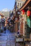 Stary miasteczko Lijang Chiny Obrazy Stock