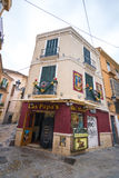Stary miasteczko Malaga, Hiszpania obrazy royalty free