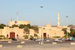 Stary miasteczko Nizwa, sułtanat Oman Fotografia Royalty Free