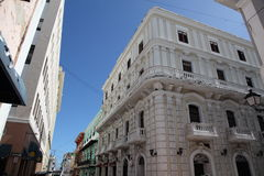 Stary miasteczko, San Juan Obrazy Royalty Free