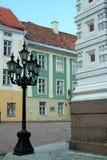 Stary miasteczko Tallin Fotografia Royalty Free
